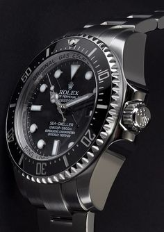 Rolex Sea Dweller Deep Sea. Not only one of the best known divers in watchmaking history, but also the only Rolex I like.