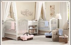 Baby's room for twins!