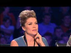 "Angel Tupai - Auditions - The X Factor Australia 2012 night 2 ---Singing Teacher Angel Tupai sings ""Big White Room"" on The X Factor Australia 2012"