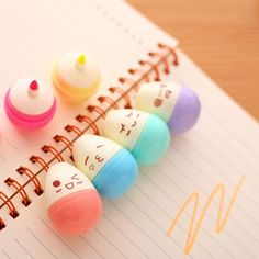 $2.58 AUD - Pen Supplies Pens Marker Stationery Material Kawaii Writing 6 School #ebay #Collectibles