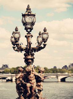 La Seine!