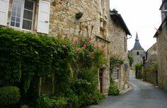 villiages of france | Beautiful Villages of France - Turenne, Correze