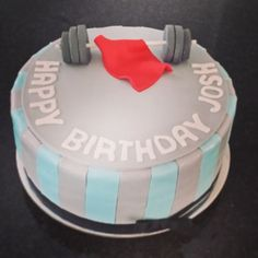 Cake for the gym junkies!
