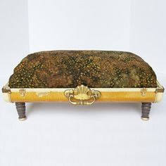 PAST DESIGNS - Excess Baggage Suitcase Pet Beds
