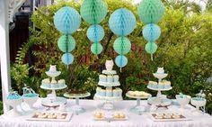 Owl Theme Dessert Table - Style My Celebration