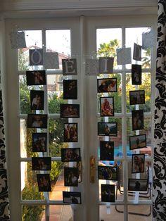 Love Birds Engagement Party Decoration