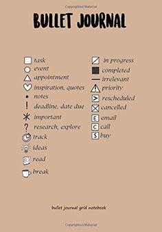 Bullet Journal : Bullet Journal Grid Notebook: Get Produc... https://smile.amazon.com/dp/1537623923/ref=cm_sw_r_pi_dp_x_uR29xb8AFMP1V