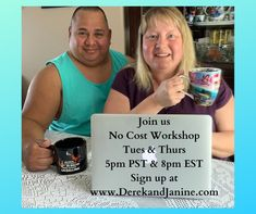 Be Your Own Boss!! Work from wherever and whenever you want. Have more time / freedom and a work-life balance to enjoy what matters most. Learn and start your own online business. It's fun, easy and there's tons of benefits to earning in the online space. Register to watch our FREE workshop to get started today! www.derekandjanine.com Look forward to working with you! Derek & Janine #DerekandJanine #DJGetLivingNow #StartLivingYourBestLifeNow Your Best Life Now, Be Your Own Boss, What Matters Most, Work Life Balance, Online Earning, Online Work, Online Business, Workshop, Free