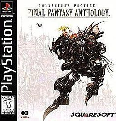 Final Fantasy Anthology: Collector's Package