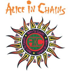Estampa para camiseta‎ Alice in Chains 000163