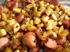 Food And Drink, Cooking Recipes, Vegetables, Bombay, Recipes, Pork, Apples, Onion, Chef Recipes