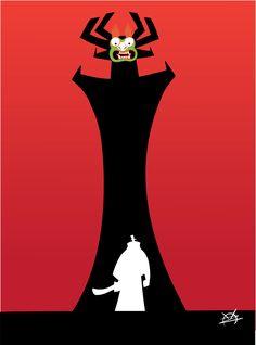 Samurai Jack fan art Samurai Jack, Atari Logo, Fan Art, Facebook, Logos, Art Production, Logo