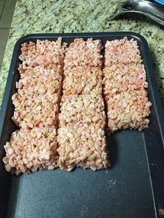 rice krispies koekies