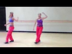 Mine and Juliet's most recent Zumba video. Check it out!