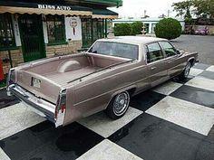 Cadillac pick up