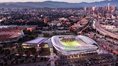 LAFC has a stadium deal but won't start play until '18. @brianstraus on what it means for MLS: http://on.si.com/LAFCStadium