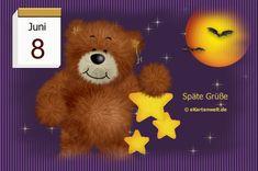 Juni, Teddy Bear, Toys, Animals, Character, Day Of Year Calendar, February, Activity Toys, Animales