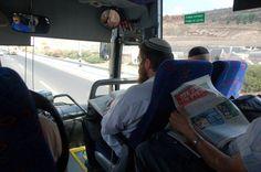 https://flic.kr/p/2XLAQr | Traveling by Egged Bus from Jerusalem to Tel Aviv | Traveling by Egged Bus from Jerusalem to Tel Aviv on 31 August 2007
