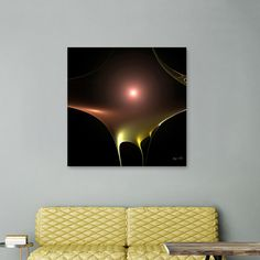 Discover «Liquify», Limited Edition Canvas Print by Glink - From $59 - Curioos
