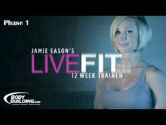 Jamie Eason Diet Plan Workout Routine. Jamie exercises 6 days in a week and prefers weight training over anything else. It is good to give shape to the body
