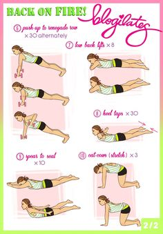 The Brazilian Butt Lift Workout