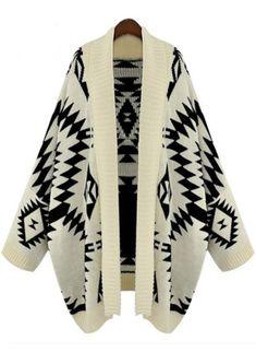 suéter geométrico-blanco&negro 19.24