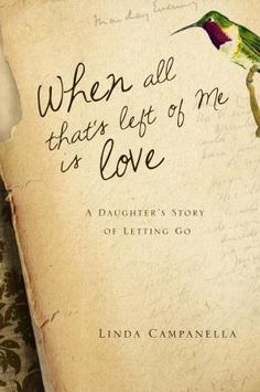 If you or a loved one is struggling with what comes after death, this memoir will touch you. Ms. Campanella showcases how there is a way to be positive even in the midst of sadness and suffering and she chose to help her and her dying mom have The Good Life.
