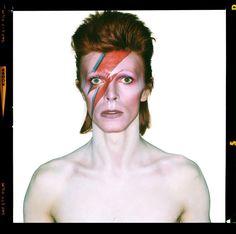 Brian Duffy, 'David Bowie. Aladdin Sane (Open Eyes),' 1973, CAMERA WORK