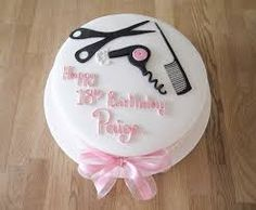 Image result for hairdressers cake