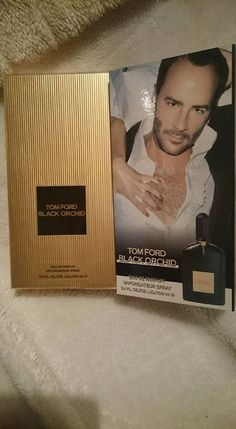 Luxus Tom Ford Black Orchid Eau de Parfum  100 ml NEU OP Versiegelt.Made in USA