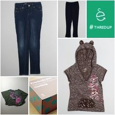 I just got 4 items on thredUP and saved 65%!
