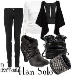 han solo outfit....this i would wear.