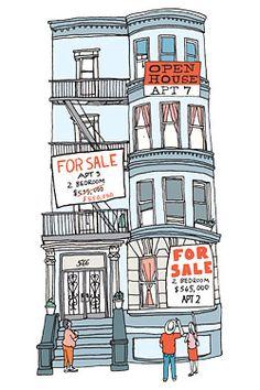 julia rothman's illustrations rock my world