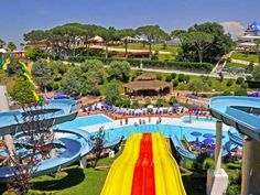 Hydromania: Best swimming pools in Rome Italy