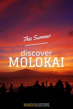 The most in-depth guide for travel to Molokai you'll ever read. Find out why you MUST visit this little corner of the real Hawaii.