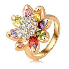 By choosing this excellent quality Ring, it attracts a lot of attention and lets everyone acknowledge your sense of style and fashion with these high sparkling rings. These Rings are enclosed with sec
