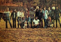allman brothers band   Allman Brothers Band's Classic Brothers And Sisters Album Reissued