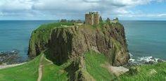 dunnottar castle - Google Search