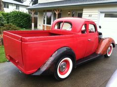 1938 Ford Ute Rare, Right Hand Drive, Gasser, Rat Rod, Truck