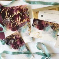 Foil & Ink | Invitations