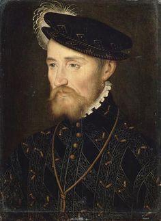 François Clouet - François de Lorraine, duc de Guise