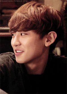 OMG he's soooo cute! I love him! <3_<3