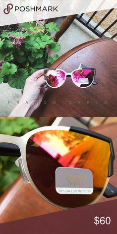 9ca7b678e5f9 Shop Women s Franco Sarto Pink Orange size OS Glasses at a discounted price  at Poshmark.