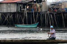 Tumaco fisherman