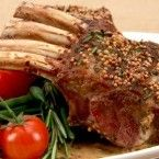 Garlic and Bacon-Stuffed Leg of Lamb with Rosemary - Best Recipes Ever