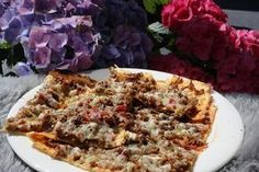 Kutsu vapauteen: Vähähiilihydraattinen pizza- VHH, gluteeniton, viljaton ja maidoton