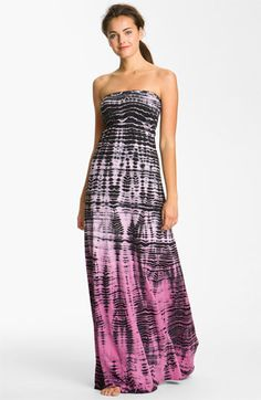 Hard Tail Long Strapless Dress | Nordstrom