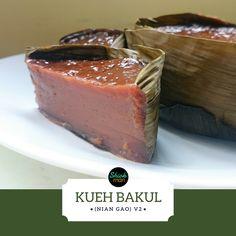 Nian Gao Version 2 (Gula Melaka Kueh Bakul)   Shiokman Recipes