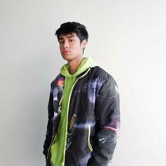 Donny Pangilinan, Filipina, Asian Boys, Crushes, Idol, Bomber Jacket, Doodles, Wattpad, Athletic