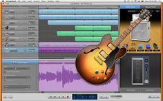GarageBand—Basic Editing | kdmcBerkeley  [See the sound waves in garageband]
